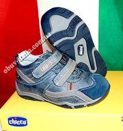 Ботинки детские кожаные фирмы CHICCO оригинал из Италии