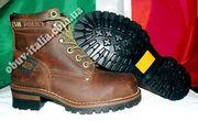 Ботинки детские кожаные Stone Police производство Италия