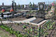 Разовая уборка могилы по всей территории Украины.