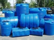 Бак для воды пластиковый
