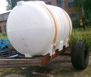 Емкость для воды и КАС,  бак пластиковый Харьков Изюм