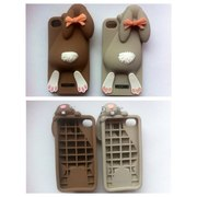 Чехол Заяц Moschino для iphone 4/4s - 130 грн