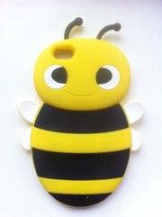 Чехол пчелка для iphone 5/5s - 120 грн