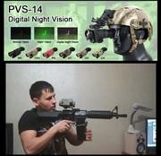 ПНВ Монокуляр ночного видения  ПВС-14