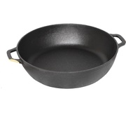 Сковорода чугунная Жаровня 260 мм