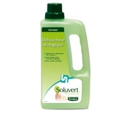 Биологическая жидкость для удаления засоров в трубах Soluvert