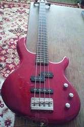 Продам бас-гитару Cort Action+гитарный процессор Korg ToneWorks AX3B