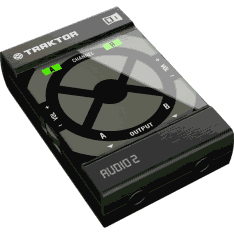 Native Instruments Traktor Audio 2 MK2 звуковая карта