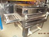 Печь для пиццы конвейерная ЕОМ б/у в рабочем состоянии