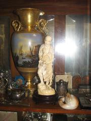 Реставрирую керамику,  фарфор,  композит,  статуэтки,  сувениры,  вазы. Качественно..