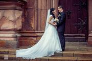 Свадебная фотосъемка/видеосъемка/фотосъемка крестин, венчания