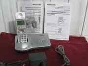 Радиотелефон Panasonic DECT TG7107UA бу