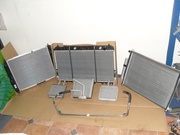 Радиаторы охлаждения и кондиционера