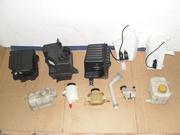 Бачки стеклоомывателя, гидроусилителя, резонаторы, корпусы фильтра