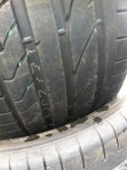 Bridgestone Potenza RE050 295/35/18 - 2 шт.