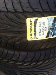 Dunlop SP Sport 9000  245/45/18 - новые - 2 шт.