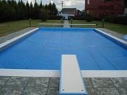 Солярная плёнка для бассейна 400 микрон