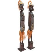 Этнические африканские статуэтки