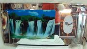 Картина водопад музыкальная с имитации движущегося водопада