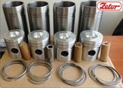 Ремонт двигателей Зетор-5201,  7201,  запчасти и расходные материалы.
