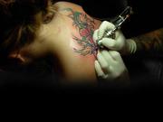 Татуировка от опытного мастера