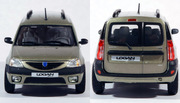 Фары Dacia Logan
