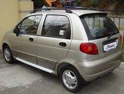 Кузовные запчасти  Daewoo Matiz