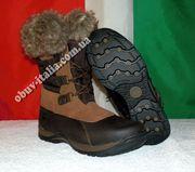 Ботинки женские зимние кожаные Timberland оригинал