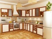 Кухню  посекционно
