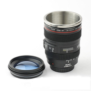Чашка-термос объектив