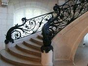 Изготовление лестниц и металлоконструкций