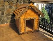 Продам будку для собаки,  утепленная,  красивая