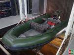Надувная RIB лодка Adventure V-380 с дв. Mercury F30
