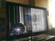 Куплю LED  телевизоры с разбитым экраном.