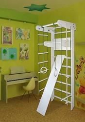 Цветные шведские спортивные стенки для детей и взрослых