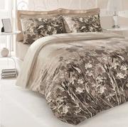 Продажа постельного белья,  Комплект 1, 5 спальный Тени