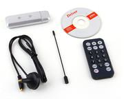 USB 2.0 DVB-T цифровой TV приемник HDTV-тюнер