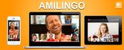 Онлайн-школа иностранных языков - Amilingo.