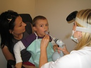Лечение тонзиллита в Клинике Медкрионика