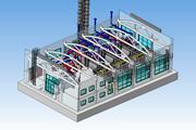 Комплекс инженерных работ,  автоматизация,  диспетчеризация и др.