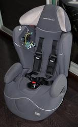 Универсальное автокресло Bebe Confort TRIANOS для детей от 1 до 10 лет
