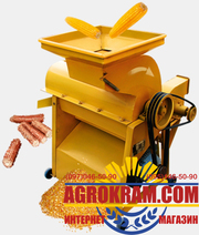 Электрическая молотилка кукурузных початков 5ТУ-0, 5Д