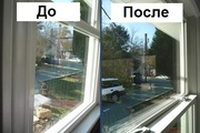 Компания ЧИСТО; ) моет окна в Киеве и области