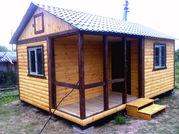 Бытовки дачные , строительные  Дачные домики