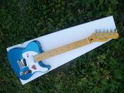Электрогитара Fender Standard Telecaster Blue