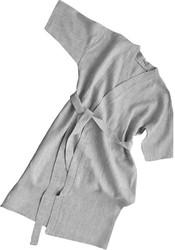 льняной банный халат