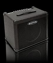 Продам комбик для бас гитары Kustom KBA35DFX
