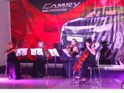 Живая музыка для праздника,  юбилея,  свадебной церемонии,  струнный квартет Киев.
