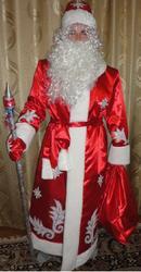 Новогодниq костюм Деда Мороза