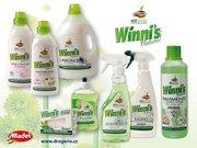 Органические средства для уборки Winni's,  Италия